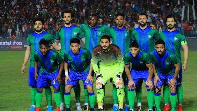 تشكيل مصر المقاصة ضد النجوم في الدوري المصري