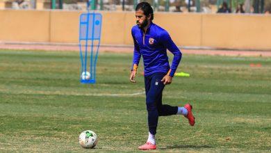 Photo of مروان محسن يعلن جاهزيته لمباراة الأهلي ضد النجوم