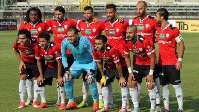 ملخص ونتيجة مباراة بتروجيت ضد طلائع الجيش بالدوري المصري
