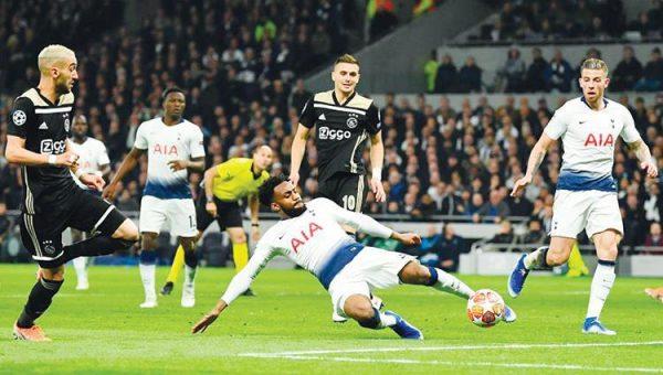 يلا شوت بث مباشر مباراة أياكس وتوتنهام 8-5-2019