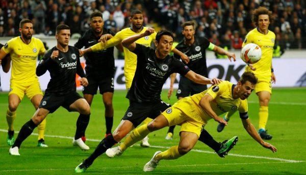 مشاهدة مباراة تشيلسي ضد اينتراخت فرانكفورت بث مباشر 9-5-2019