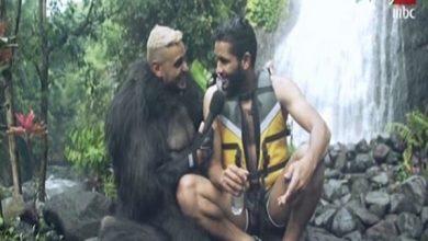 """حلقة صالح جمعة مع رامز في الشلال اليوم"""" فيديو"""""""