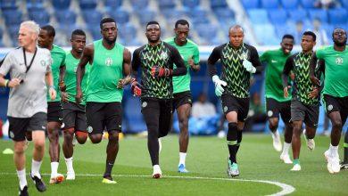 أمم أفريقيا 2019 .. نيجيريا تعلن قائمة المشاركين في الكان .