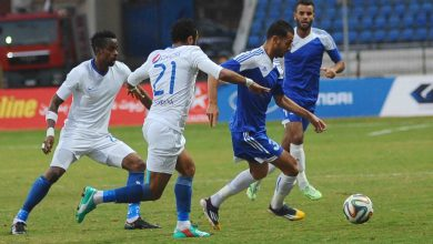 شاهد ملخص وأهداف مباراة سموحة ضد بتروجيت في الدوري المصري