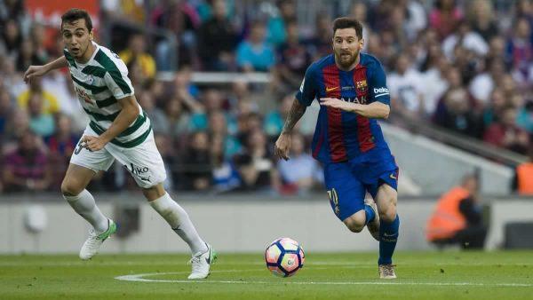 مشاهدة مباراة إيبار ضد برشلونة بث مباشر 19-5-2019
