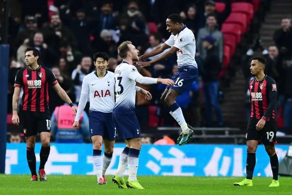 مشاهدة مباراة بورنموث ضد توتنهام بث مباشر 4-5-2019