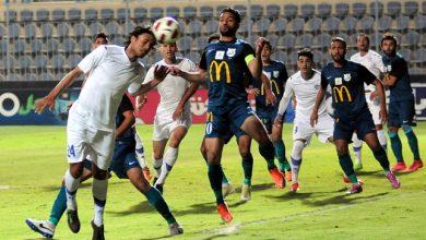 ملخص ونتيجة مباراة إنبي ضد النجوم في الدوري المصري الممتاز