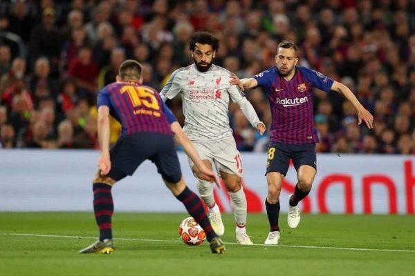 نتيجة وأهداف مباراة برشلونة ضد ليفربول بدوري أبطال أوروبا