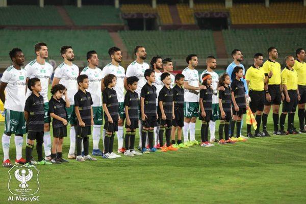شاهد نتيجة وأهداف مباراة المصري ضد الإنتاج الحربي