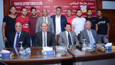 Photo of وزير الشباب والرياضة..في زيارة خاصه لنادي طنطا