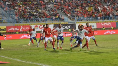 Photo of نتيجة مباراة الأهلي وسموحة بالدوري