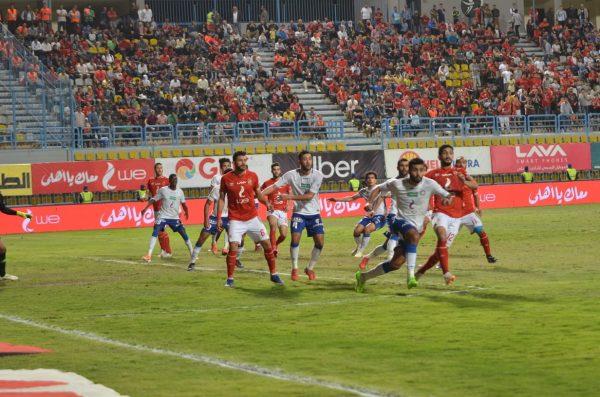 نتيجة مباراة الأهلي وسموحة بالدوري