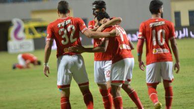 ملخص وأهداف مباراة الأهلي ضد إنبي بالدوري المصري