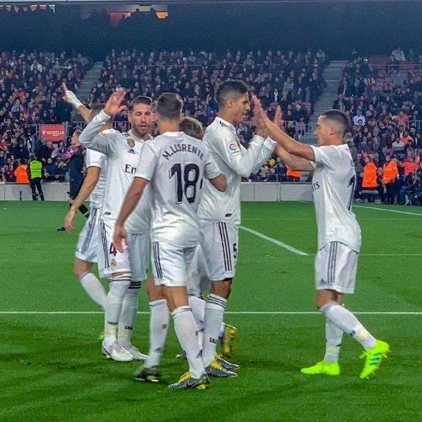 مشاهدة مباراة ريال مدريد ضد فياريال بث مباشر 5-5-2019