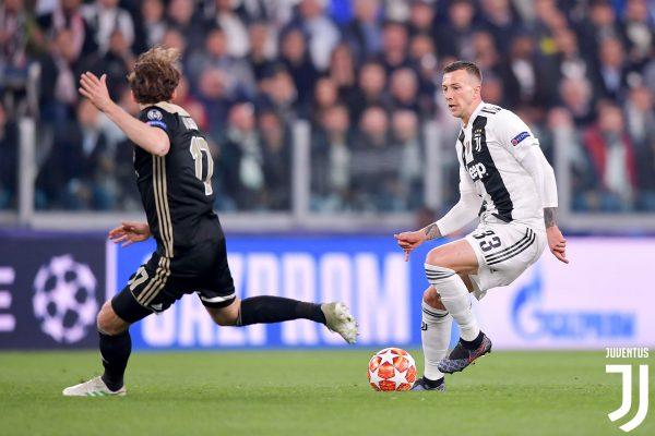 مشاهدة مباراة روما ضد يوفنتوس بث مباشر 12-5-2019