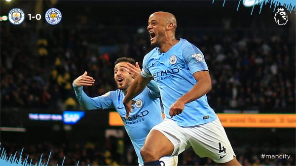 رسميا.. مانشستر سيتي بطلا للدوري الإنجليزي 2018/2019