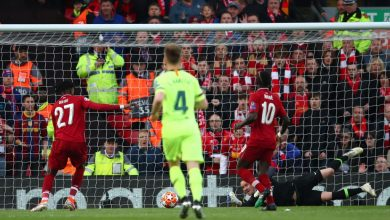 Photo of هدف مباراة ليفربول وبرشلونة.. ليفربول يتقدم في الشوط الأول