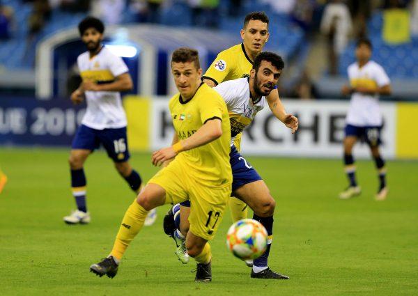 شاهد ملخص وأهداف النصر السعودي ضد الوصل الإماراتي
