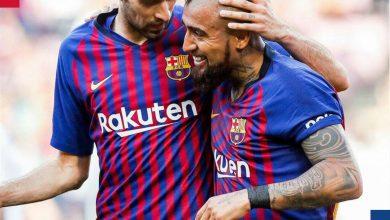 Photo of ملخص وأهداف مباراة برشلونة وخيتافى فى الدورى الإسبانى.