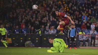 نتيجة وأهداف مباراة روما ضد يوفنتوس في الدوري الإيطالي