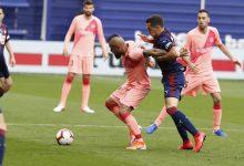 نتيجة وأهداف مباراة برشلونة ضد إيبار بالدوري الإسباني