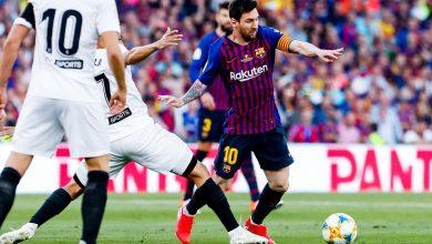 "Photo of أهداف مباراة برشلونة ضد فالنسيا بنهائي كأس الملك ""الشوط الأول"""