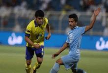 تشكيل النصر ضد الباطن فى دورى كأس الأمير محمد بن سلمان
