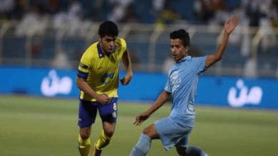 صورة تشكيل النصر ضد الباطن فى دورى كأس الأمير محمد بن سلمان