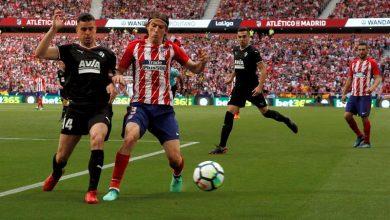 نتيجة وأهداف مباراة أتلتيكو مدريد وإسبانيول بالدورى الإسبانى