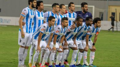 Photo of ملخص وأهداف مباراة بيراميدز ضد حرس الحدود بالدوري المصري
