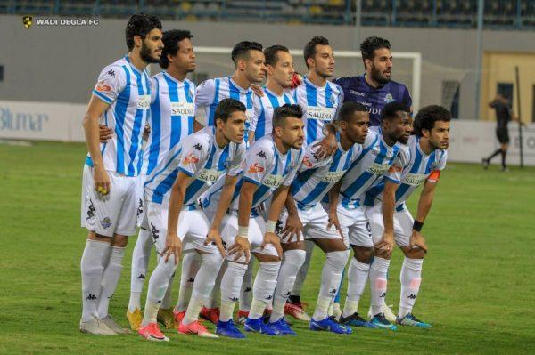 نتيجة وأهداف مباراة بيراميدز ضد وادي دجلة بالدوري المصري