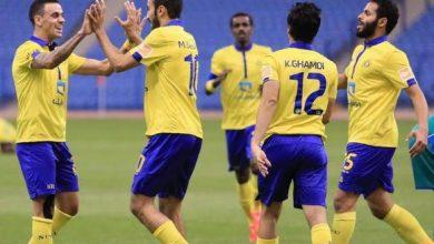 النصر السعودي ضد الوصل الإماراتي