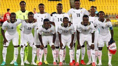 كأس الأمم الأفريقية 2019..قائمة منتخب غانا