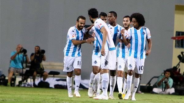 المصري ضد بيراميدز