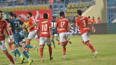 موعد مباراة الأهلي والمقاولون العرب والقنوات الناقلة