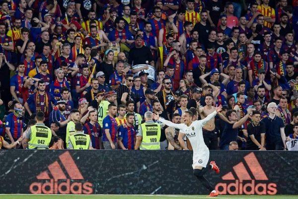 ملخص ونتيجة مباراة برشلونة ضد فالنسيا بكأس ملك إسبانيا