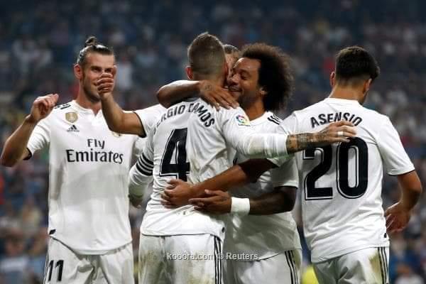 مشاهدة مباراة ريال سوسيداد ضد ريال مدريد بث مباشر 12-5-2019