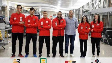 Photo of منتخب التايكوندو يصل إلى مانشستر لخوض بطولة العالم