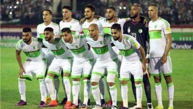 صورة أمم أفريقيا 2019.. منتخب الجزائر يضمن الأستمرار ورفض شكوي جامبيا