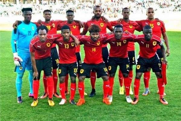 كأس الأمم الأفريقية.. جيرالدو يزين قائمة أنجولا بالكان
