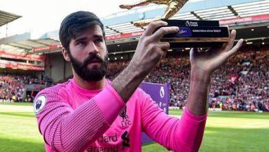 Photo of أليسون يروى أعظم لحظاته في دورى الأبطال مع ليفربول