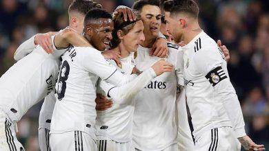 Photo of مشاهدة مباراة ريال مدريد وريال بيتيس بث مباشر 2-11-2019