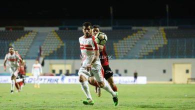 نتيجة وأهداف مباراة الزمالك ضد الداخلية بالدوري المصري