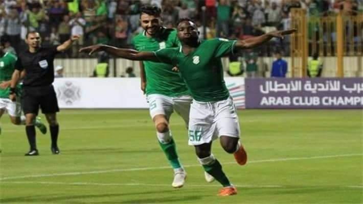رزاق سيسيه.. العربي الكويتي يطلب التعاقد مع اللاعب