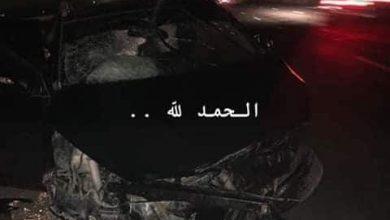 صورة نجاة أحمد سيد زيزو لاعب الزمالك من حادث سير