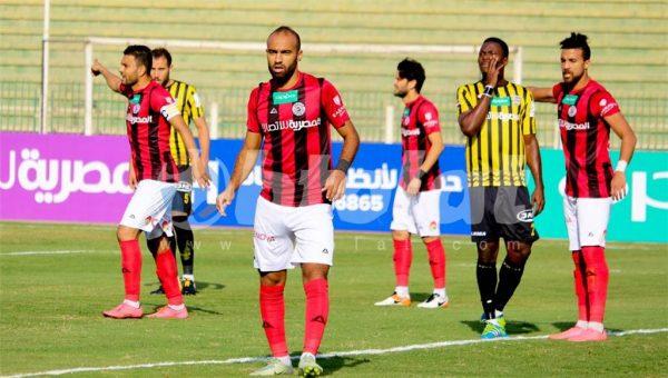 نتيجة وأهداف مباراة المقاولون العرب والداخلية في الدوري المصري
