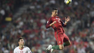 دوري الأمم الأوروبية.. رونالدو يقود قائمة البرتغال ضد سويسرا