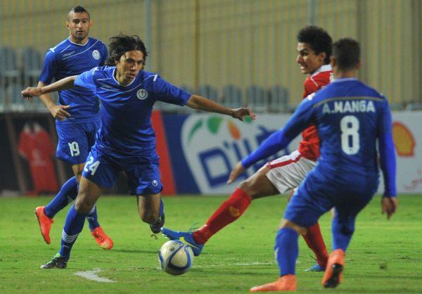 نتيجة وأهداف مباراة سموحة ضد مصر المقاصة