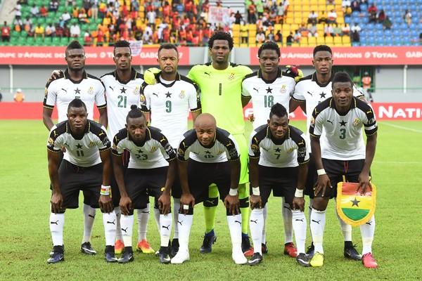 غانا ضد الكاميرون .. التشكيل الرسمى للبلاك ستارز والأسود