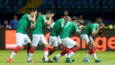 صورة نتيجة وأهداف مباراة غينيا ومدغشقر بأمم أفريقيا 2019